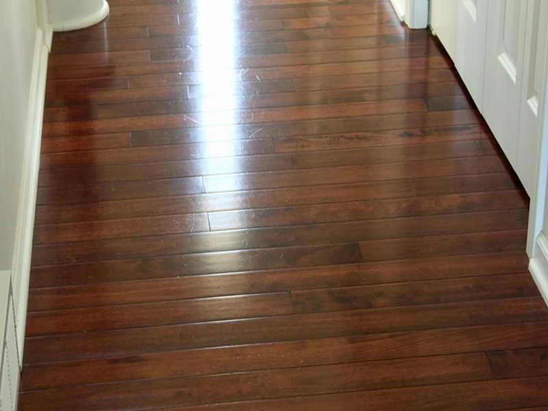 How To Get Hardwood Floors Streak Free  Scrubbi
