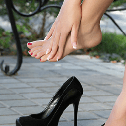 Treatment tips for common high heel problems