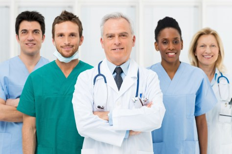 doctor team
