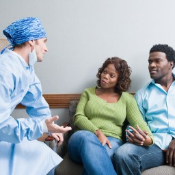 Study: Heart hospital's patient information card reduces family members' anxiety