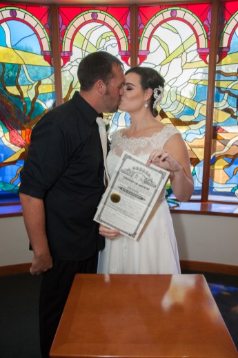 Lindsey Johnson and Craig Woodruff Wedding