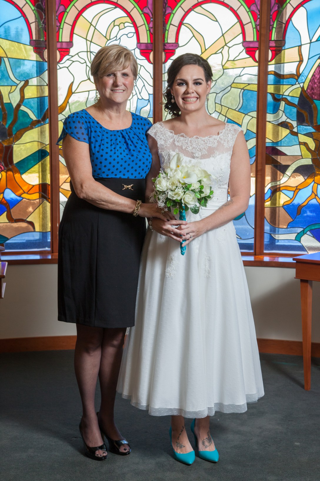 Lindsey Johnson hospital wedding