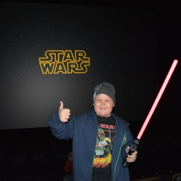 For Luke Edmunds' Star Wars wish, the force is strong