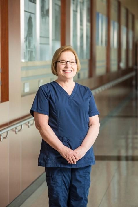 Faye Rushing, RNC-OB, a labor & delivery nurse on the medical staff at Baylor Scott & White Medical Center – Grapevine, was recognized on the 2016 100 DFW Great Nurses list.