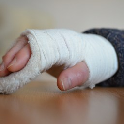 Eczema linked to bone fractures and injuries