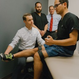 How a high-tech device could diagnose joint disorders