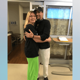 A gift of love: Wife saves husband's life through organ donation