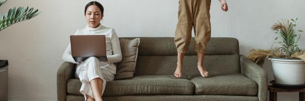 Is working from home may hurting your feet