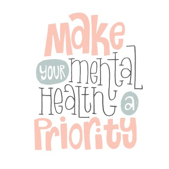 Make your mental health a priority