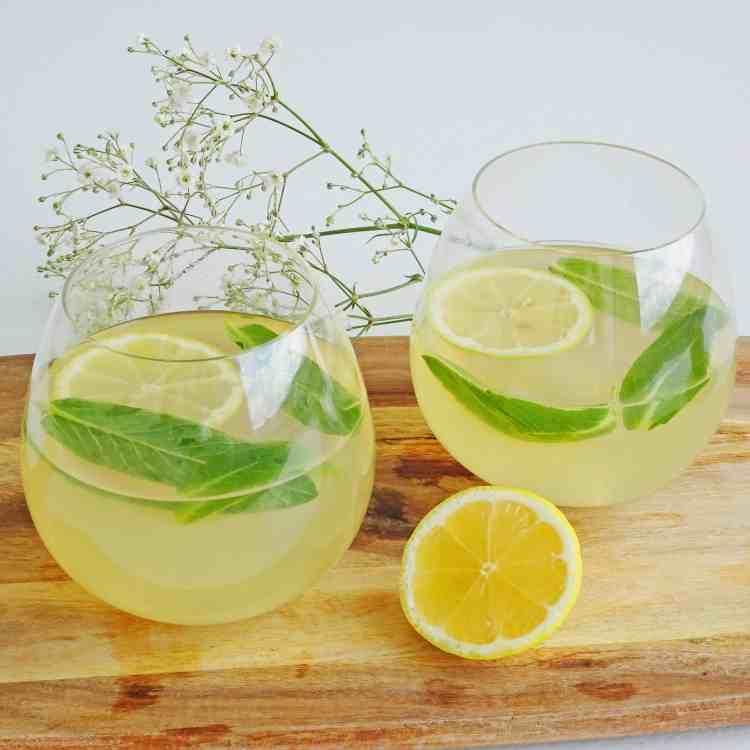 Lemon Barley Water 1
