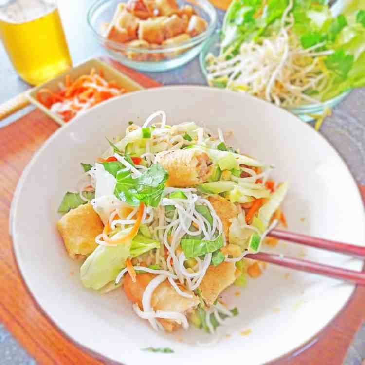 Spring Roll Noodles in Nuoc Mam 3.1