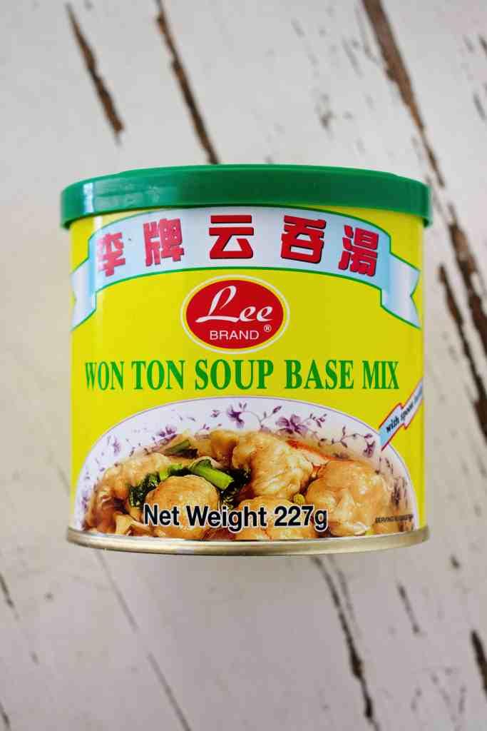 Wonton Soup Mix