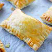 The Best Oven Baked Curry Puffs