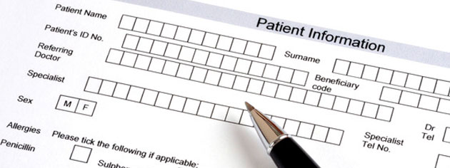 Patient Information- Scruggs Podiatry, P.C.