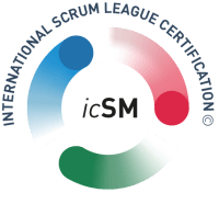 Badge International Scrum Master