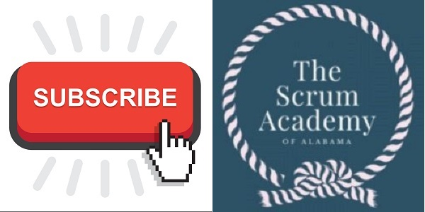 Subscribe to ScrumAA | The Scrum Academy of Alabama