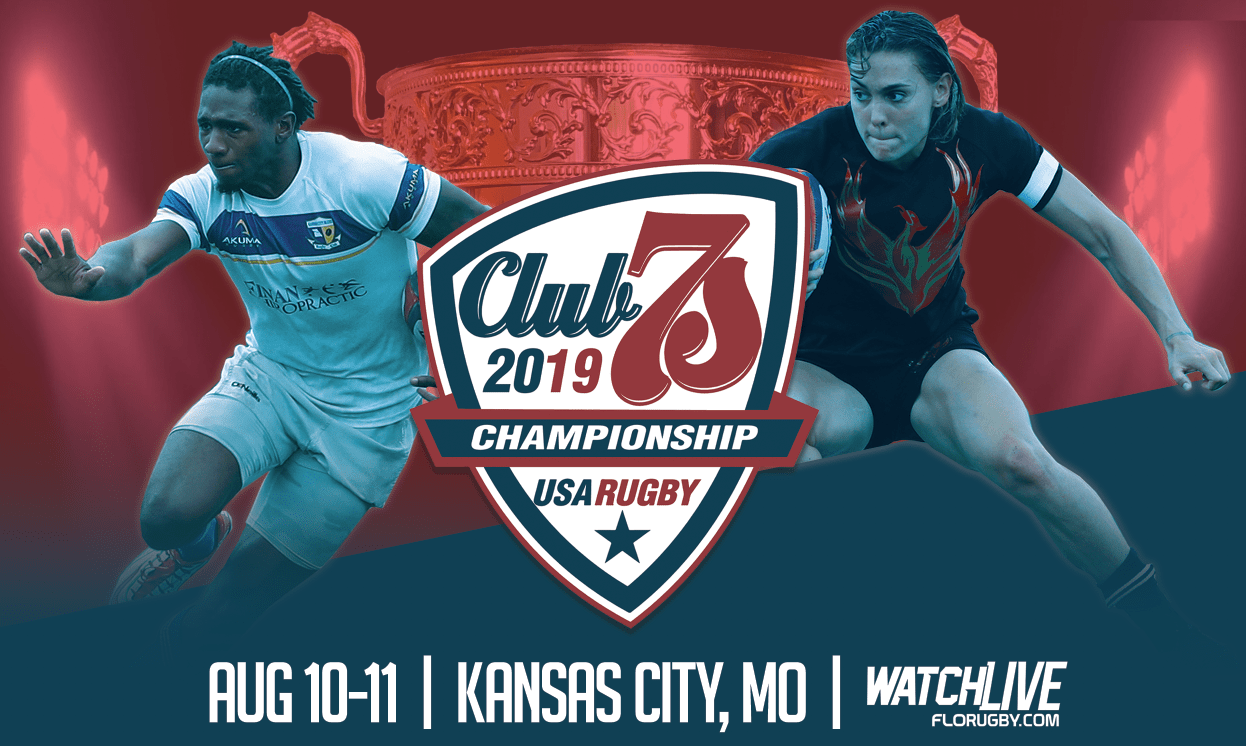 2019 USA Rugby Club 7s National Championship – Aug 10-11