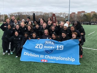 2019 NIRA Tier 3 Champion - Bowdoin