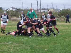 Galveston Rugby Tournament - 2005