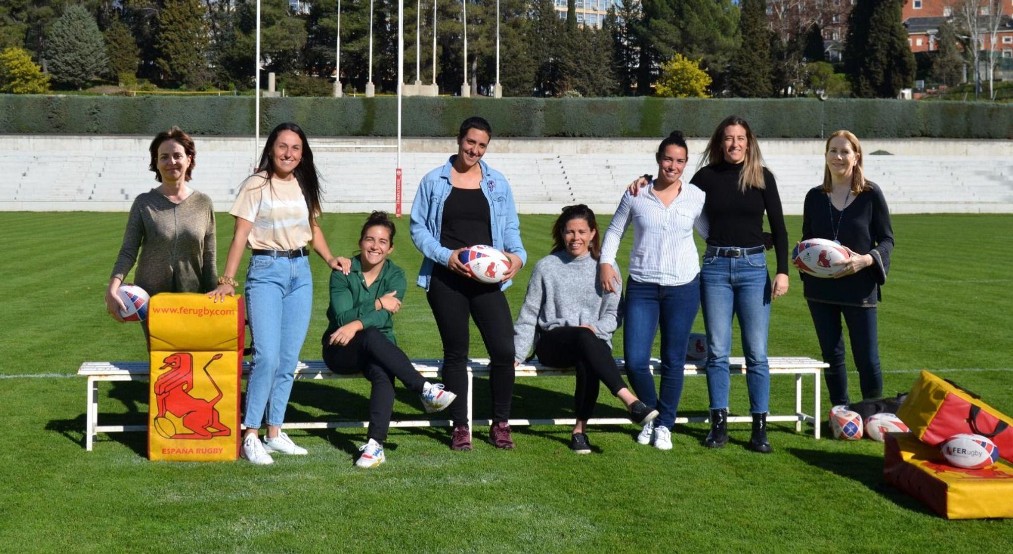Spain not resting on laurels despite huge growth in women's rugby