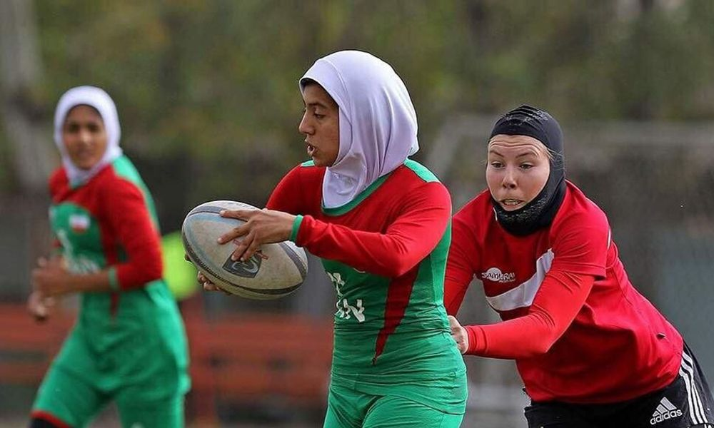 Women's Rugby in Iran