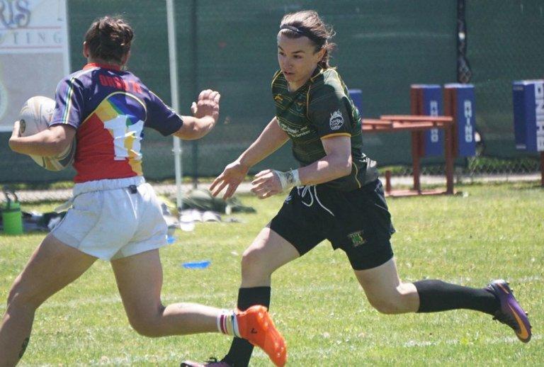 Grace McKenzie - The Rugby Breakdown