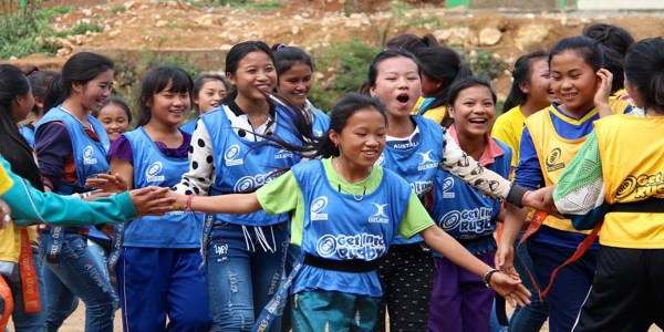 Lao Youth Rugby
