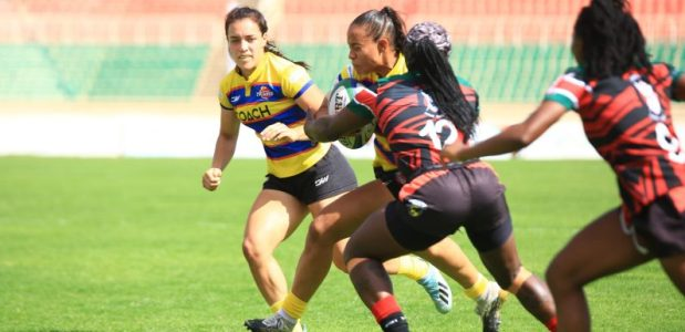 Colombia defeated Kenya 16-15 to keep their hopes alive for the 2021 Rugby World Cup