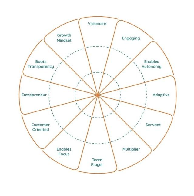Agile Leadership Model