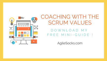 Download the Coaching with the Scrum Values Mini-Guide