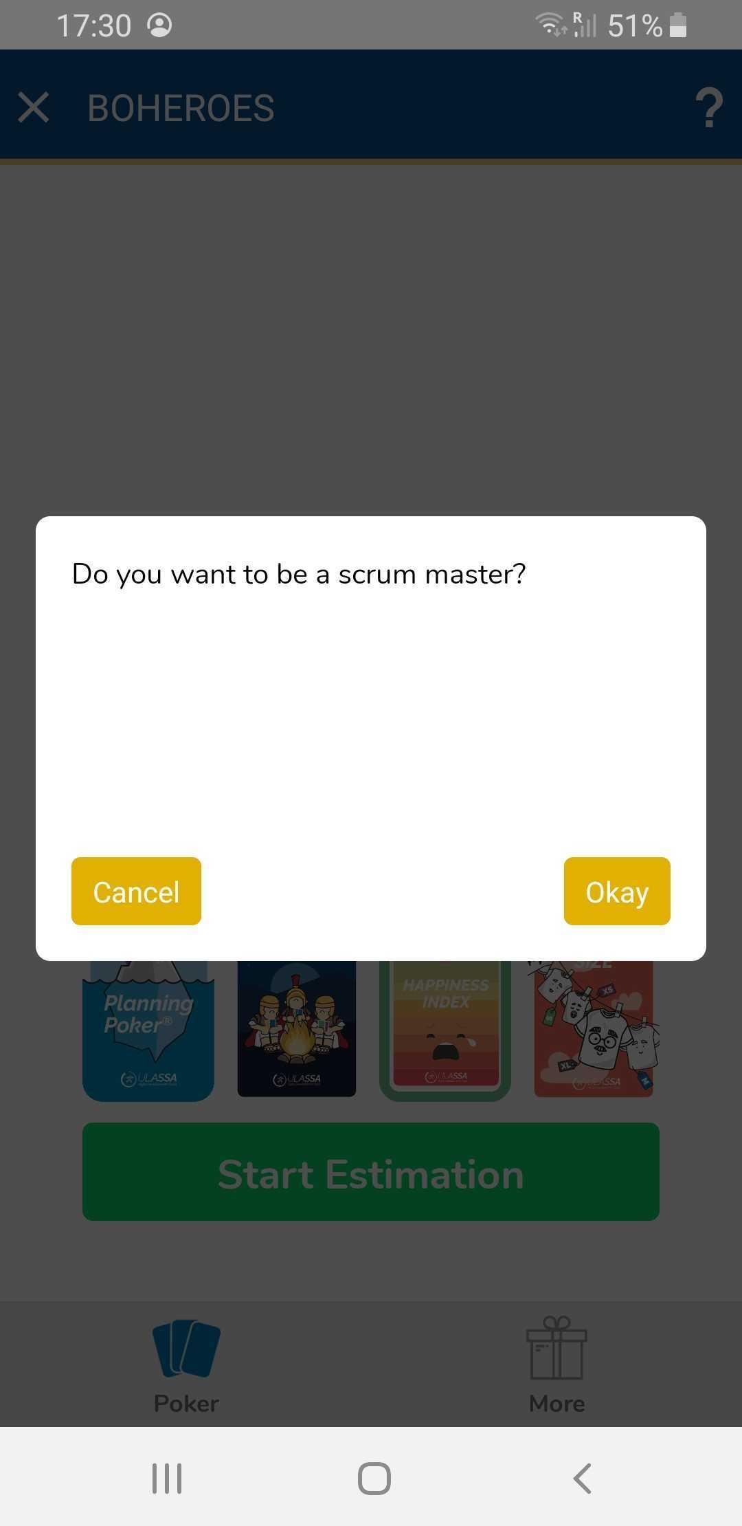 Scrum poker guide