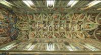 Virtual Tour of the Sistine Chapel  The Readers Nook