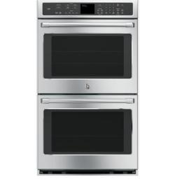 GE Double Convection Wall Oven CT9550SHSS