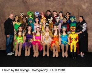 SFIT Junior 2018 National Theatre on Ice