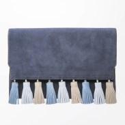 Rebecca Minkoff Tassel Clutch Bag