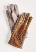 Modcloth Suede Gloves