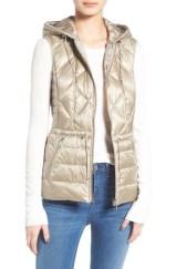Bernardo Reversible Hooded Down & PrimaLoft® Fill Vest