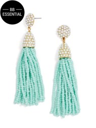 BaubleBar Piñata Tassel Earrings