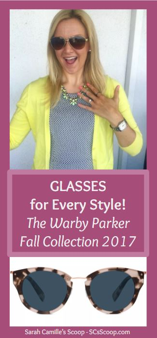 Get the scoop on the Warby Parker Fall Collection. There are eyeglasses and sunglasses for every style!