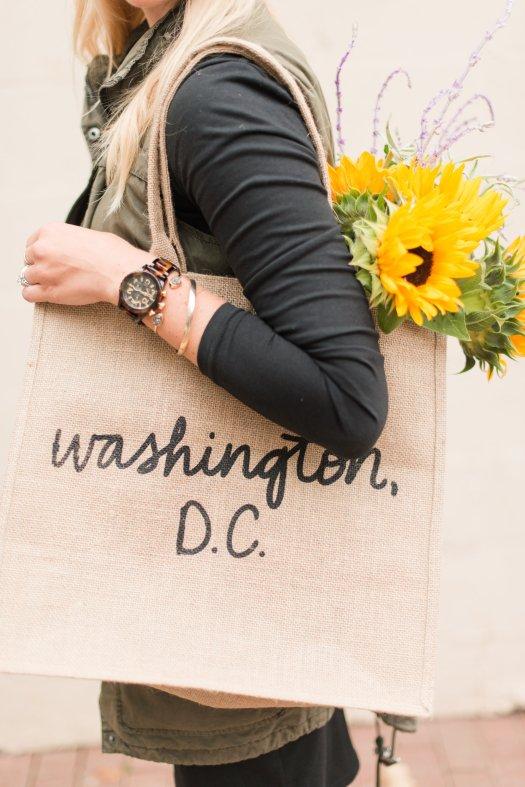 The Little Market DC Locals Bag & 11 Cheap Date Ideas- SCsScoop.com