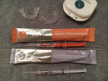 Professional Teeth Whitening at Home & Giveaway! - SCs Scoop