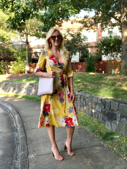 How to Style & Transition Summer Dresses into the Fall - Sarah Camille's Scoop - SCsScoop.com
