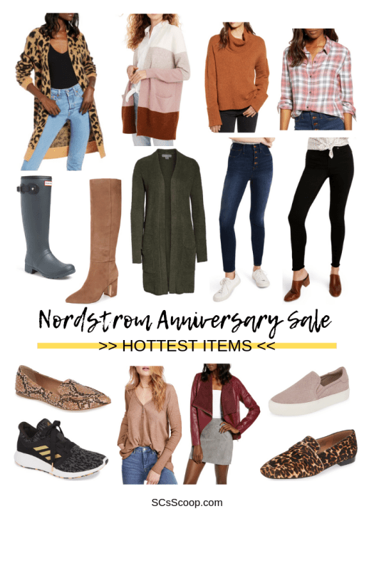 Hottest Items in the Nordstrom Anniversary Sale - SCsScoop.com