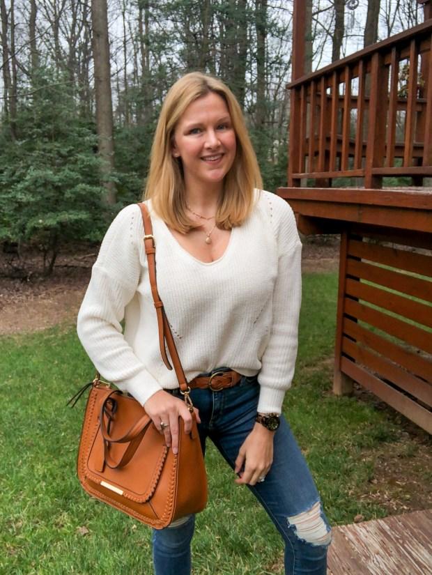 holiday gift idea - sole society satchel