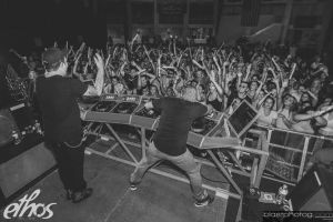 Photo courtesy of GrooveBoston Facebook page.