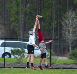 ultimate frisbee 2