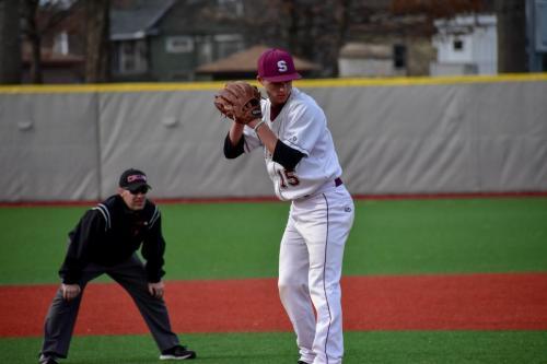 Baseball vs Brandeis (2019 Home Opener)