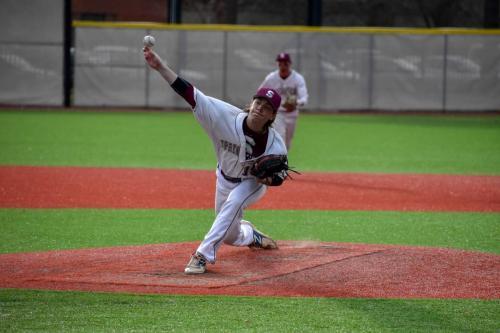 Baseball vs Babson (4-10) and Keene St (4-11)