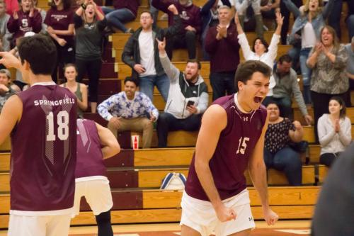 Men's Volleyball vs. Endicott & Hunter (Senior Day)