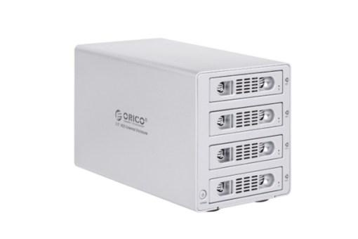 Hộp ổ cứng 3.5inch 4 khe cắm Orico 3549SUSJ3
